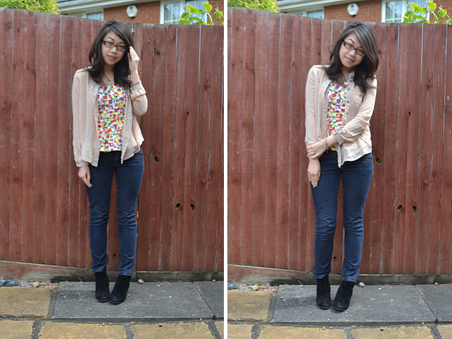 daisybutter - UK Style and Fashion Blog: what i wore, ootd, new look, boohoo, miss selfridge, asos