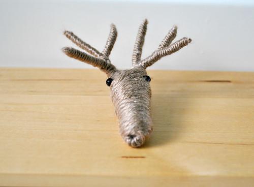 Stag/Reindeer Brooch Pin