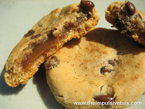 Review Nabisco Chewy Chips Ahoy Gooey Caramel Cookies The