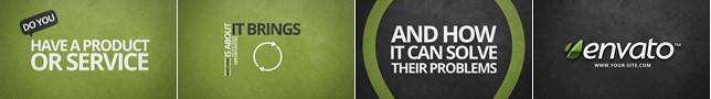 Faites la promotion de votre produit ou service avec Kinetic Typo - 15