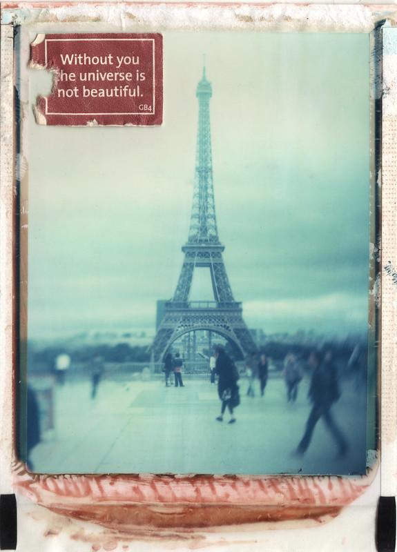 Dear Lady Eiffel