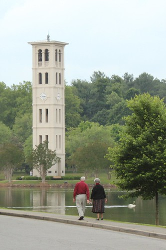 3:31 PM: Furman Belltower