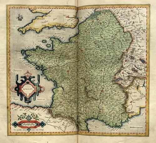 006- Francia-Atlas sive Cosmographicae meditationes de fabrica mvndi et fabricati figvra 1595- Mercator- library of Congress