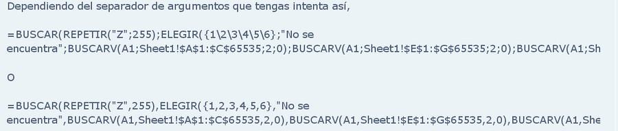 BUSCARV EN VARIAS MATRICES DE UNA MISMA HOJA 7190121836_a4c49206e1_b