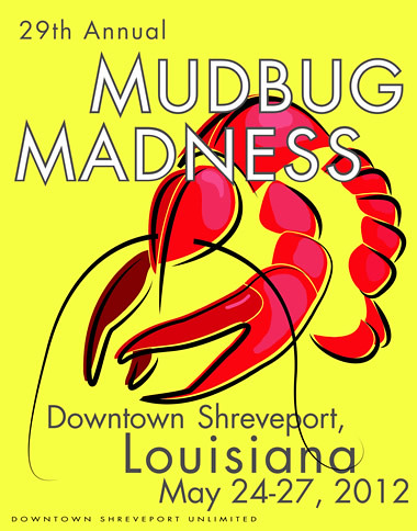 Mudbug Fest, Shreveport, May 24 - 27 by trudeau