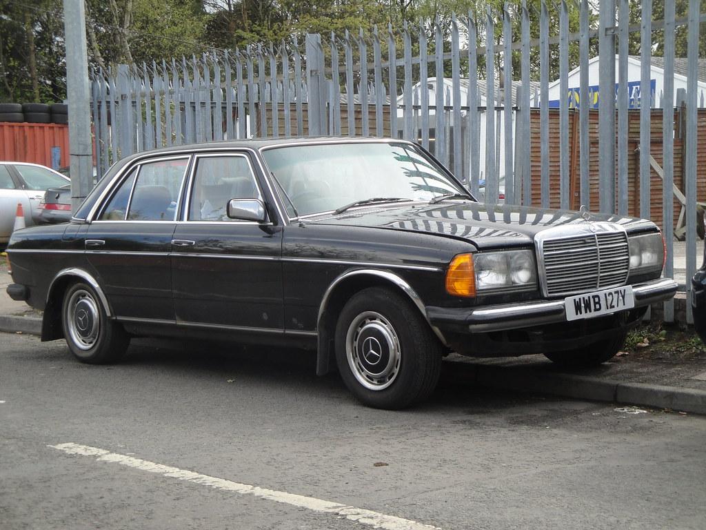Flickriver for Mercedes benz 1983