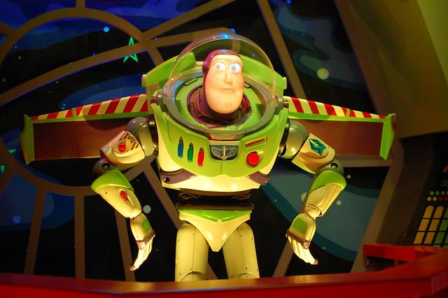 Buzz Lightyear.