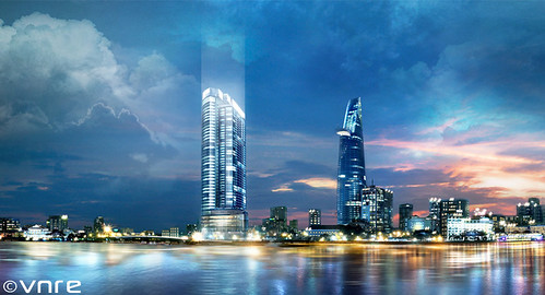 Saigon One Tower  - A New Landmark Is Born
