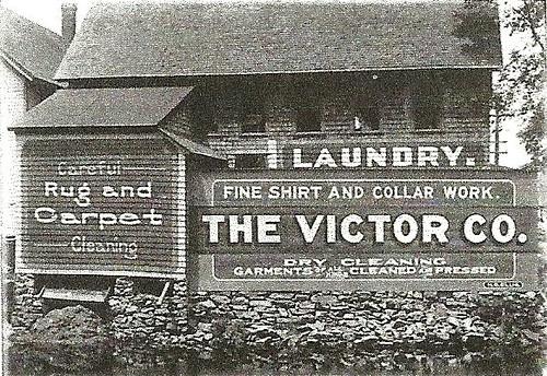 Victor Laundry by midgefrazel
