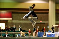 floor gymnastics(0.0), uneven bars(0.0), balance beam(1.0), sports(1.0), gymnastics(1.0), artistic gymnastics(1.0),