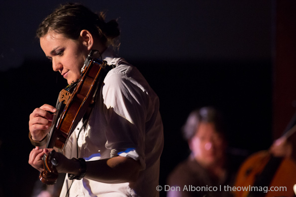 Emily Wells @ Swedish American Hall, SF 5/17/12