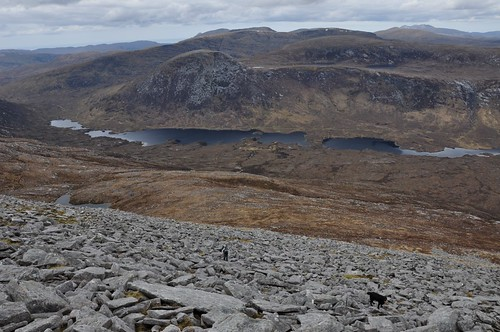 Loch an Aslaid and Loch an t-Seilg