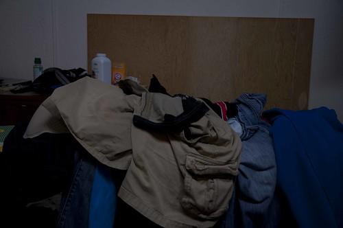 365-18: Laundry