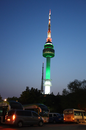Namsan Tower by Orked Label