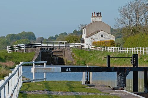 Barrowford Locks by Andy Pritchard - Barrowford