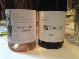 loire valley red and rosé summer wine bargain
