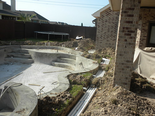 New Pool Build In Cypress Tx