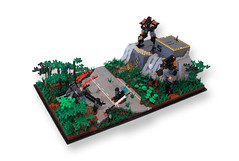 What we have become. by Lego Junkie.