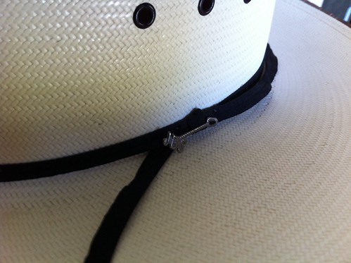 Stetson hat pin (JBS)