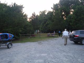 Broad River Paddling May 26, 2012 8-25 PM