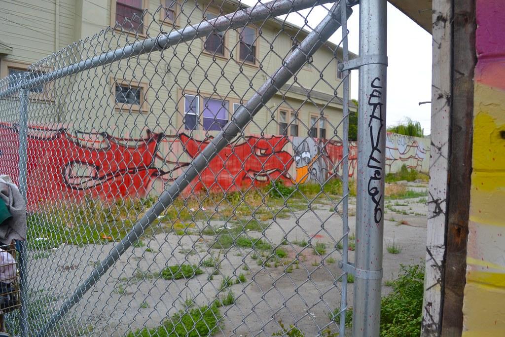 CEAVER, LOGO, 640, TFL, LORDS, EK, PTV, Graffiti, Street Art, Oakland