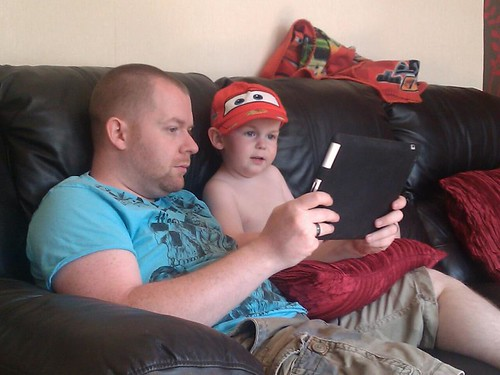 I love the Ipad by xxx zos xxx & bump
