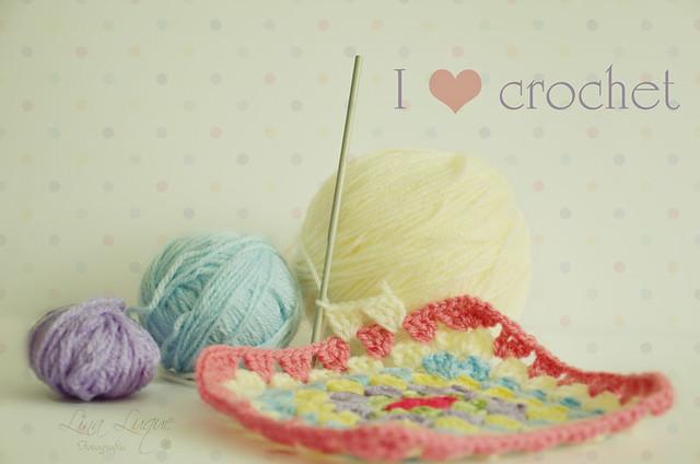 I ❤ crochet