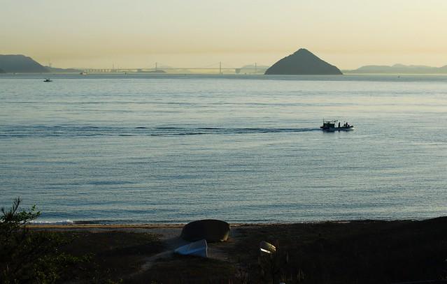 Benesse beach [直島]