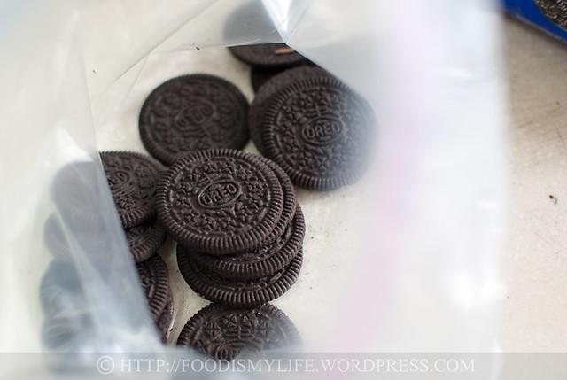 Oreo Cookie Bash Cake Recipe