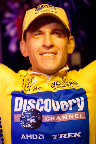 Lance Armstrong Cyclist