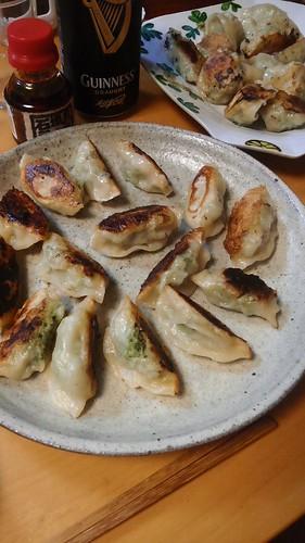 焼き餃子 by nekotano