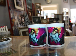 ~ SoHo Hunk Cups by Michael Armijo ~