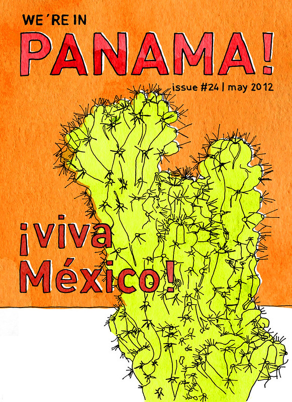 """""""We´re in Panama!"""", issue 24"""