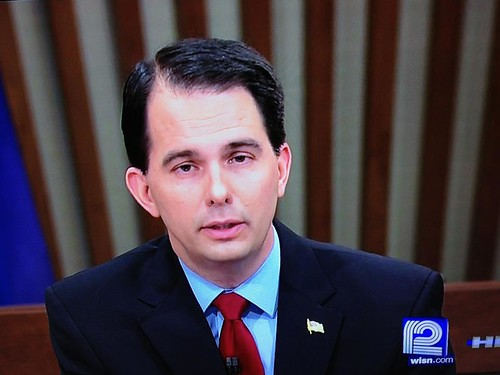 Scott Walker closing statement May 31, 2012