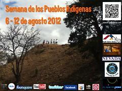 Spanish: Semana de los Pueblos Ind�genas  #ipw2012 @nuttisamisiida @anderskarr @Nevada_Magazine @guurrbi @TIMEUnlimitedNZ