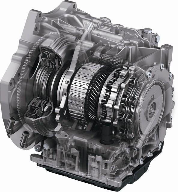 Mazda SKYACTIV Transmisión