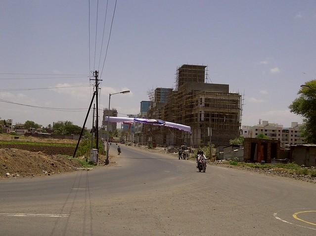 To Keshav Nagar - Baburao Shankarrao Tupe Road (D P Road) Hadapsar  - Visit Livogue - 1 BHK, 1.5 BHK & 2 BHK Flats at Malwadi Hadapsar, Pune 411028