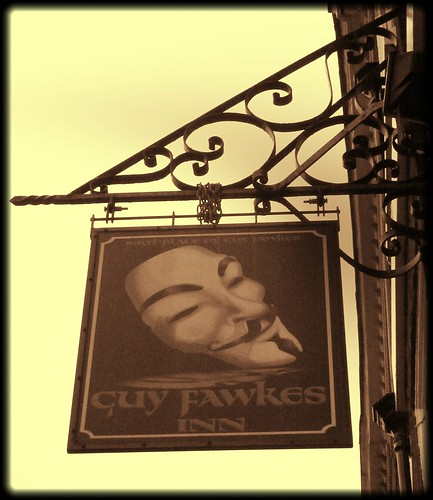 guy fawkes inn...