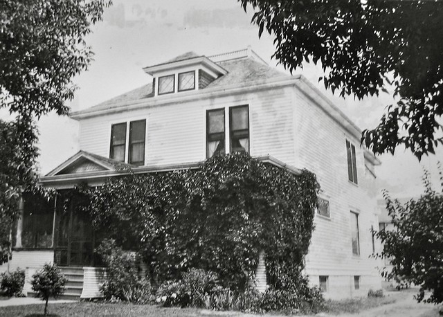 Moorhead House ca. 1930
