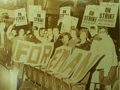 ForemanHS Strike 1967