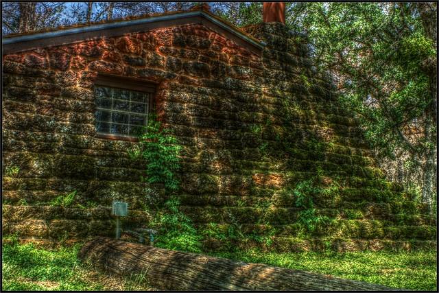 Hdr Cabin Bastrop State Park Flickr Photo Sharing