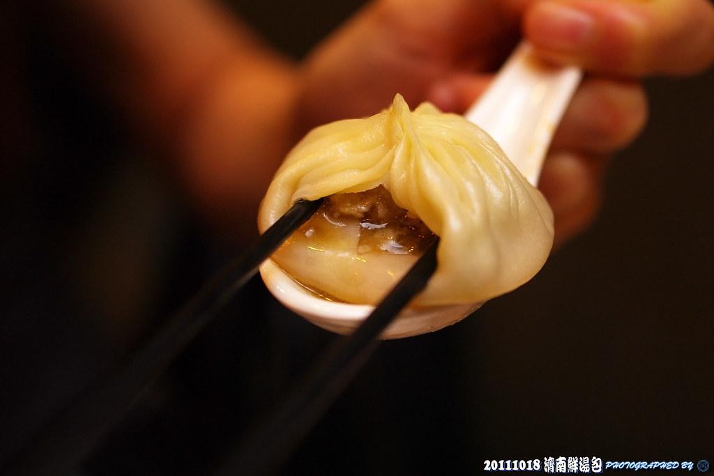 [台北] 來去吃好料之1&2訪濟南湯包 (da35) 232天等待 絲瓜蝦仁