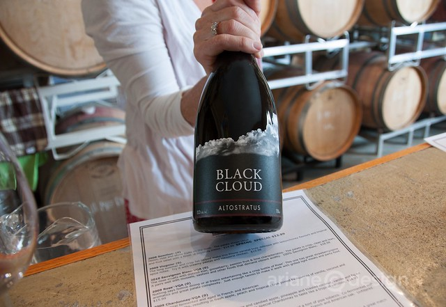 Black Cloud at Township 7 Winery