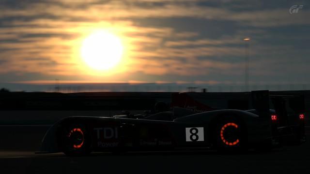 GT5 - Audi R10 Nurburgring 24 H