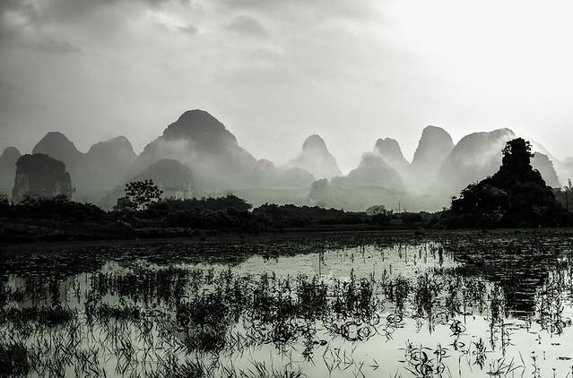 Yangshuo - Dust