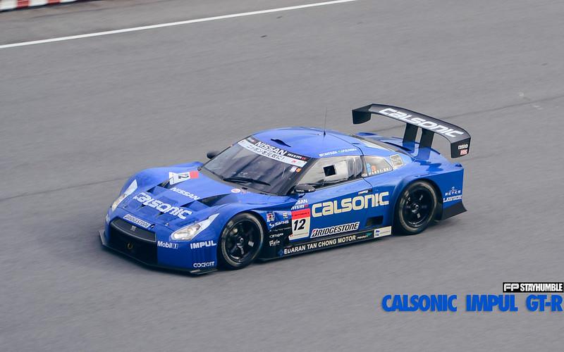 Calsonic Impul gt500