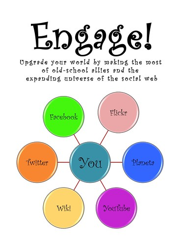 Engage! Making the most of the social web