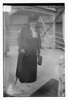 Jane Addams  (LOC)