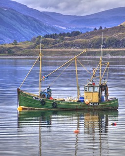 Fishing Boat No 2 - Ullapool, North West Highlands, Scotland.