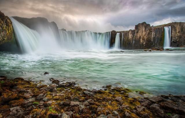 Waterfall of Certain Doom